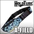 HOLDTUBE[ホールドチューブ]【A-FIELD】【PENGUIN】スマートフォン対応クリアーポケット付きモデル!!