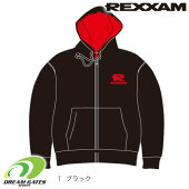 REXXAMパーカーREX-P02