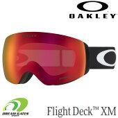 OAKLEY【20/21・FlightDeckXM:MatteBlack/PrizmTorchIridium】[70643900]
