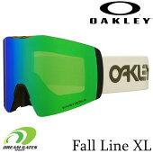OAKLEY【20/21・FallLineXL:FactoryPilotDarkBrushGrey/PrizmJadeIridium】[70992600]オークリーラインマイナーエックスエルプリズムスキースノーボードゴーグル安心の日本正規品