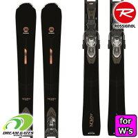 Rossignolロシニョール【NOVA10Ti(XPRESS)】スキー板とビンディングとの2点セット!!【取付工賃無料】【送料無料】【代金引換不可】