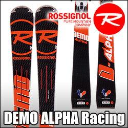 ロシニョール DEMO ALPHA R21 RACING + SPX 15 ROCKERFLEX W...