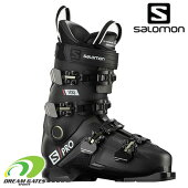 【納期B】SALOMON【20/21・S/PRO100:Black/Belluga/Red】[L40873700]