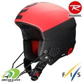 Rossignol[ロシニョール]レース用ヘルメット【19/20・HERO9FISIMPACTS】ヒーローナインフィスインパクトスキーGSSLFIS規格対応ヘルメット