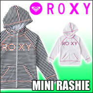ROXY[ロキシー]子供用ラッシュガード【MINIRASHIEPARKA】