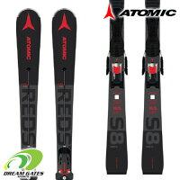 【納期B】ATOMIC【20/21・REDSTERS8i+X12GW】アトミックスキー板スキー板とビンディングとの2点セット!!【取付工賃無料】【送料無料】【後払い決済不可】