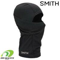 SMITH【TECHNICALBALACLAVA:BLACK】スミステクニカルバラクラバ目出し帽防寒[メール便対応可]