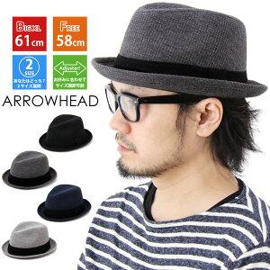 ARROWHEAD アローヘッド サーマル 中折れ ハット AHAI-1500 ( メンズ 大きいサイズ 帽子 HAT ハット )