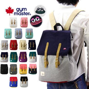 gym master ジムマスター カエル刺繍 スウェット フラップ デイパック ( リュック バックパック リュックサック メンズ レディース G639529 )