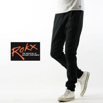 ROKXロックスSTRETCHCOTTONWOODSLIMストレッチコットンウッドスリムパンツ(メンズナローパンツクライミングパンツリブパンツRXMF5106)