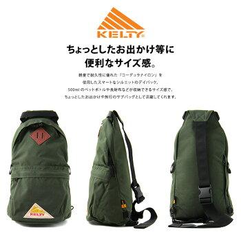 KELTYケルティONESHOULEDRワンショルダーバッグ(8L)(メンズレディースボディバッグ鞄2591890)