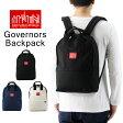 Manhattan Portage マンハッタンポーテージ Governors Backpack ガバナーズ バックパック ( メンズ レディース リュックサック デイパック トートバッグ 2WAY 鞄 MP1272 )