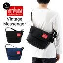 Manhattan Portage マンハッタンポーテージ Vintage Messenger Bag ヴィンテージ メッセンジャー バッグ Sサイズ ( メッセンジャーバッグ ショルダー バッグ メンズ レディース MP1605VJR )