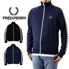 FREDPERRY�ե�åɥڥ꡼LaurelWreathTapeTrackJacket�?���꡼���ơ��ץȥ�å����㥱�å�(��󥺥��㡼��ŵ)
