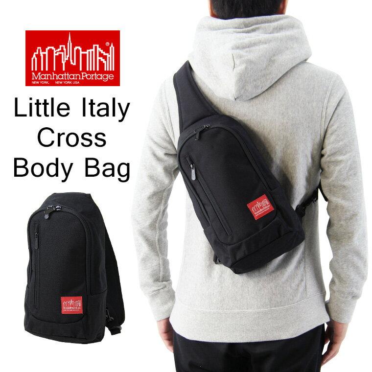 メンズバッグ, ボディバッグ・ウエストポーチ Manhattan Portage Little Italy Cross Body Bag MP1927