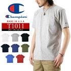 ChampionチャンピオンポケットTシャツ/T1011USTシャツ