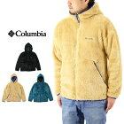 ColumbiaコロンビアHYPEMARSHFULLZIPHOODIEハイプマーシュフルジップフーディー/メンズアウター羽織りボアフリースPM3851