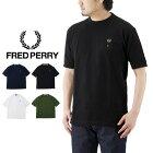 FREDPERRYフレッドペリーPIQUET-SHIRTピケTシャツ/メンズ半袖Tee無地鹿の子F1674