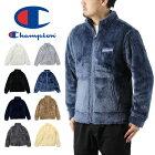 Championチャンピオンボアフリースフルジップジャケット(メンズ長袖羽織りブルゾンBASICベーシック無地C3-L616)