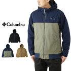 ColumbiaコロンビアLOMAVISTAHOODEDJACKETロマビスタフーデッドジャケット/メンズアウター中綿ジャケットフリースアウターアウトドアWE1074