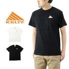 KELTYケルティLOGOT-SHIRT半袖ロゴTシャツ/メンズTeeKE-934-1015