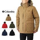 ColumbiaコロンビアMURQUAMPEAKJACKETマーカムピークジャケット/メンズアウター長袖中綿3WAY撥水無地WE1250