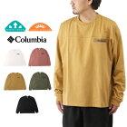 ColumbiaコロンビアLomavistaLongSleeveCrewロマビスタロングスリーブクルー/メンズ長袖ロンTTシャツPM0730