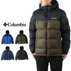 ColumbiaコロンビアPIKELAKEHOODEDJACKETパイクレイクフーデッドジャケット/メンズアウター中綿無地オムニヒートWE0020