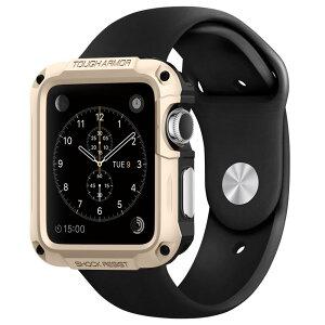 Apple Watch 42mm用 ケース フルカバー spigen タフ・アーマー