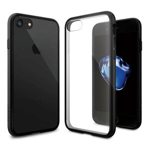 シュピゲン ウルトラ ハイブリッド ブラック アイフォン アイフォーン スマホケース スマートフォンケース フューチャモバイル