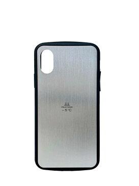 iPhone X iphoneXS 冷却スマホケース HEATSINK-5℃ Cool HS5C-CL-XS /在庫あり/ 送料無料 サンハヤト アイフォン10 シルバー スマホケース おしゃれ