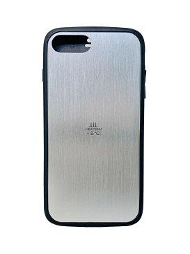 アイフォン8プラス iPhone8 plus 冷却スマホケース HEATSINK-5℃ Cool HS5C-CL-Plus /在庫あり/ 送料無料 サンハヤト シルバー スマホケース おしゃれ iphone7 plus