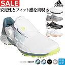 2021年モデル adidas アディダス ゴルフシューズ KZI02 ZG21 ゼッドジー21 ボア BOA[EEE相当/ソフトスパイク] (メンズ)・・・