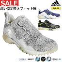 2021年モデル adidas アディダス ゴルフシューズ KZI13 CODECHAOS BOA コードカオス ボア 21 [スパイクレス](メンズ)・・・