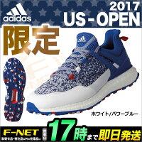 【限定】2017年新作adidasアディダスゴルフCrossknitboost-17SummerMajorLTDクロスニットブーストUS-OPENゴルフシューズ(メンズ)