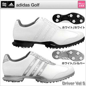 アディダス adidas ウィメンズ ドライバー ヴァルS レディース ゴルフシューズ□【日本正規品】...