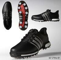 【アディダスゴルフ】adidasアディダスゴルフシューズTOUR360BoaBOOSTツアー360ボアブースト【ゴルフシューズ】