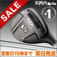 【あす楽】【日本正規品】【ゴルフクラブ】日本仕様 ADAMS GOLF アダムスゴルフ Idea Tech V4 H...