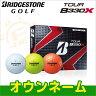 【オウンネーム名入れ対応】ブリヂストン 16 TOUR B330X ゴルフボール 1ダース