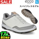 【セールSALE】日本正規品ECCO エコー ゴルフシューズ 155804 BIOM HYBRID 3 バイオム ハイブリッド スリー [スパイクレス] (メンズ)・・・