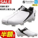 【セールSALE】日本正規品FOOTJOY フットジョイ ゴルフシューズ FJ スポーツ Boa SPORTS ボア 53152