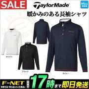 TaylorMade テーラー ウォーム ポロシャツ