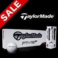 【2011年新モデル】テーラーメイド Taylormade FIVE ファイブ TP 322 ゴルフボール【お得!4個...