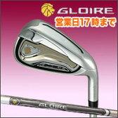 テーラーメイド レディース GLOIRE グローレ アイアン GL2200カーボン Women's ウィメンズ 5本セット(#7〜PW、SW) 【ゴルフクラブ】