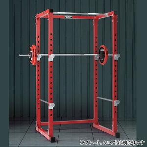 スクワットトレーニングをサポートするラックパワーラック−TRUST *