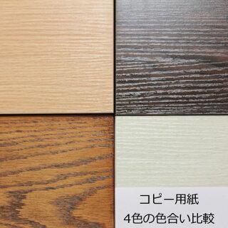 カウンターテーブル幅120×奥行き75×高さ79cmオーク突板ブラウン(シルバー脚)