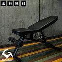 トレーニングベンチ 折りたたみ 筋トレ インクライン デクライン 耐荷重300kg 送料無