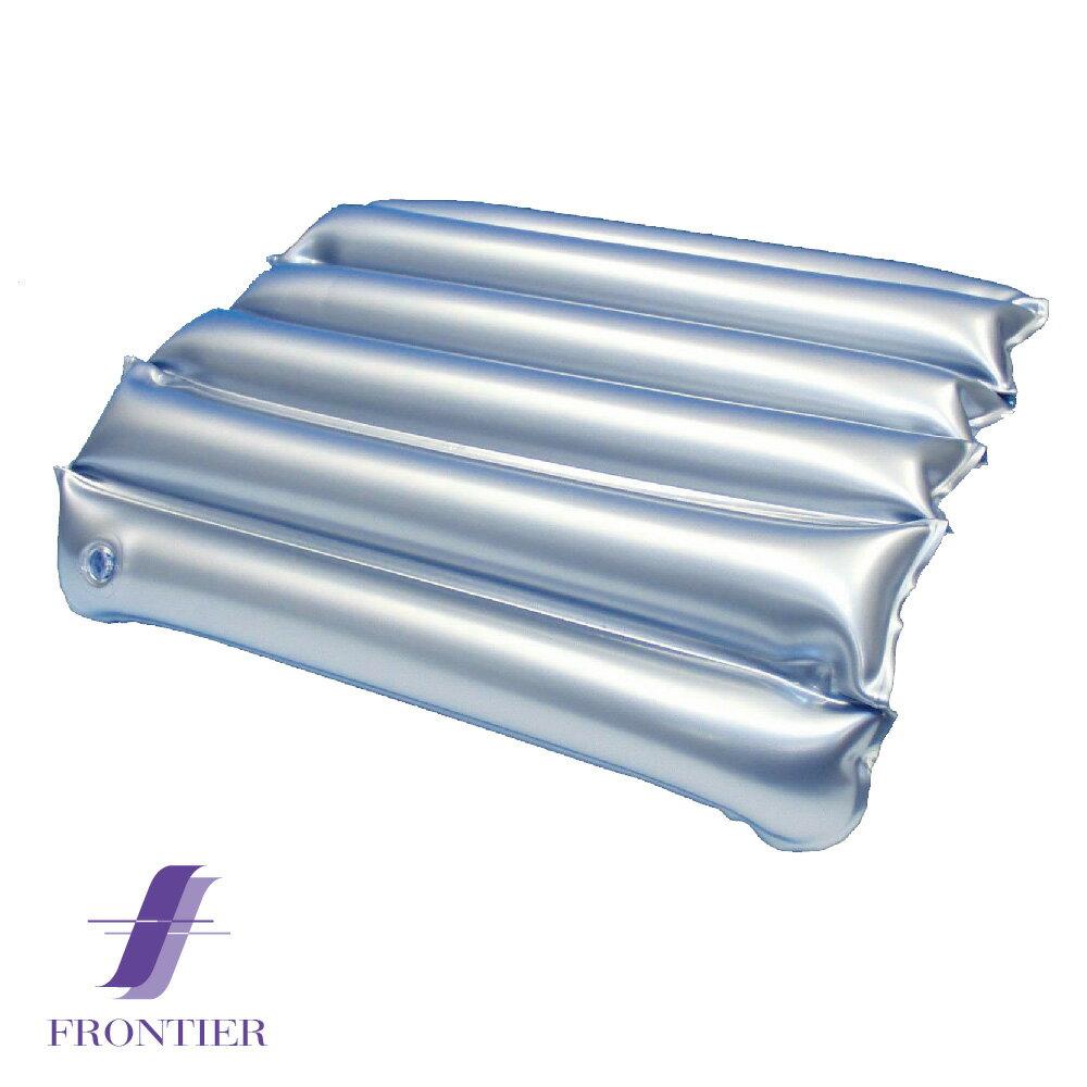 FRONTIER『吸盤付きバスエアーピロー空気枕』