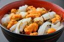 【ふるさと納税】漁師のまかない飯海鮮丼いかさしうに[7046691]