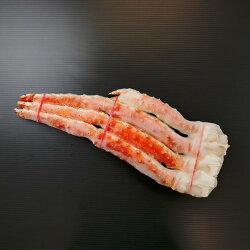 【ふるさと納税】◆全国屈指の謝礼品になるように挑戦!!超特大サイズ 1肩1.2kg ボイルタラバガニ(たらばがに)の足(お届け日指定不可) 画像1